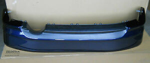 New Oem 2006 2007 2008 Honda Civic Rear Under Body Spoiler 08f03 Sva 160