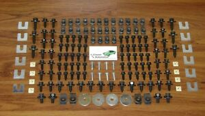 Front End Sheet Metal Hardware 162pc Kit Chevy Buick Pontiac Olds Chevelle Nova