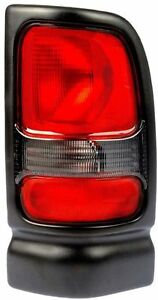 Tail Light Assembly Passenger Side Right Fits 1994 2002 Dodge Ram Pickup W O