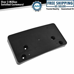 License Plate Mounting Bracket Front Bumper Mounted For 10 13 Camaro W O Zl1
