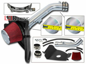 Heat Shield Air Intake Kit Red Filter For 99 04 Toyota Tacoma 4runner 3 4l V6