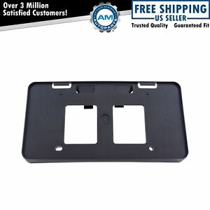 License Plate Mounting Bracket Front Bumper Mount For 12 14 Toyota Camry Se New