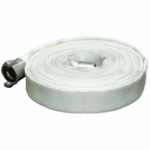 Be 1 1 2 X 50 Lay Flat Discharge Hose For Fire Pumps