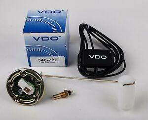 Vdo Gauge Sending Unit Kit Oil Temp Fuel Level And Gps Speedo