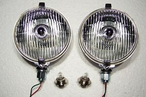 Lucas 576sft Driving Lights 2 With Halogen Bulbs