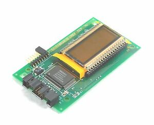 Gilbarco T18699 g2 Advantage Lcd Ppu Display with Filter Remanufactured