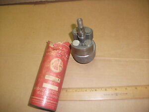 New Vintage Fairbanks morse J2480 Magneto Shaft rotor 6 Inch Long