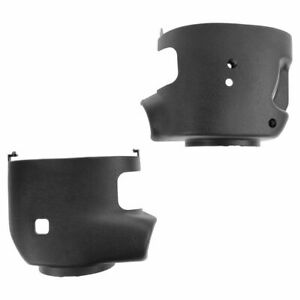 Oem Steering Column Cover Upper Lower For Cadillac Chevy Gmc Oldsmobile