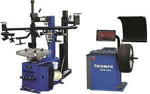 Tire Changer Rim Wheel Changers Machine Balancer Combo 950 2 550 Clamping