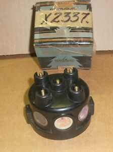 New Vintage Wico Magneto Distributor Cap Cover X2337 4 Cylinder