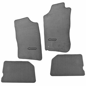 Oem Floor Mat Carpet Set Of 4 Lh Rh Front Rear Dark Gray For Toyota 4runner