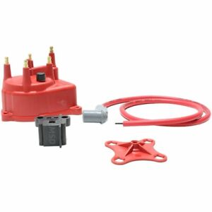 Msd Distributor Cap Male Screw Down For Use On Honda Acura 1 5 1 6 2 0 2 2 2 3l
