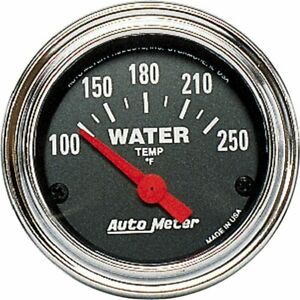Auto Meter 2532 Water Temperature Gauge