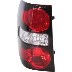 Tail Light For 2006 2010 Ford Explorer Lh Capa