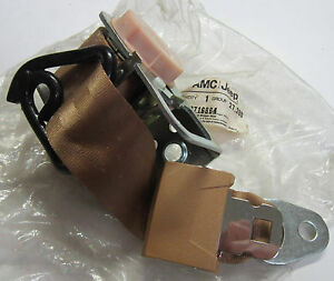 1978 79 Amc Concord 4 Door Sedan Wagon Nos Right Side Seat Belt