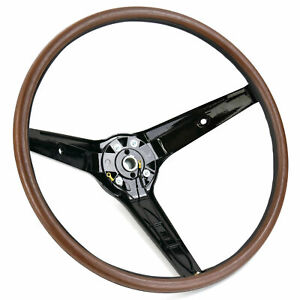 69 Mustang Fairlane Rim Blow Steering Wheel Only Also Australian Falcon