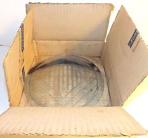 Nos 1915 1920 Violet ray Glass Headlamp Lens 9 1 2 Inch lot 2