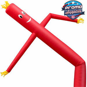 Inflatable Air Puppet Dancer Tube Guy 20 Tall Red blower Not Included