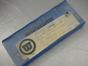Wohlhaupter Carbide Inserts Qty10 097152 Whw01 W10 loc1680
