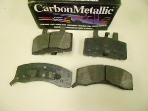 0370 10 Performance Friction Z Rated Brake Pads New