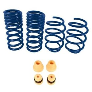 2015 2019 Mustang Gt Ford Racing 1 Drop Front Rear Lowering Springs M 5300 x