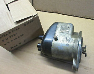 Vintage Caterpillar Wico 2 Cylinder Magneto Type 8h Tractor W7
