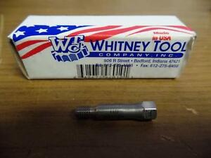 Whitney Tool 96010 No 40 Drill Collet Extension