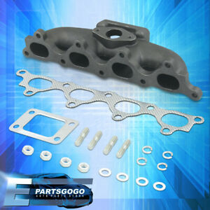 For 90 93 Accord 92 96 Prelude H23 T3 T3t4 Turbo Charger Exhaust Manifold Cast