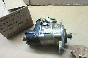 Vintage Fairbanks morse 4 Cylinder Wisconsin Magneto Type Fm Zv4b Tractor