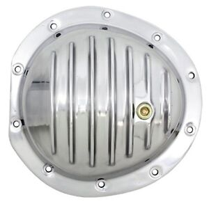 Aluminum 1978 91 Chevy Gmc Truck Differential Cover 10 Bolt W 8 5 Rg Polish