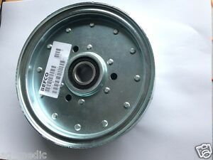 Befco Finish Mower Idler Pulley Code 000 8561 Fits C30 Series