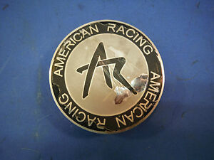 Used American Racing Wheel Center Hub Cap