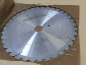 Skarpaz 20 40 Tooth Straight Line Rip Saw Blade 2 bore