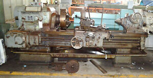 20 22 x48 Lodge Shipley 20 Engine Lathe 27240