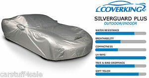Coverking Silverguard Plus All weather Car Cover 2013 2014 Ford Mustang V6 Coupe