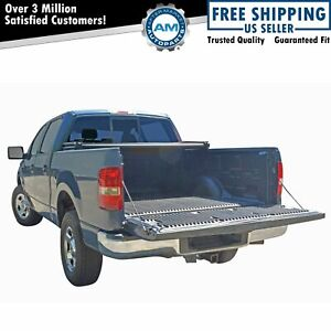 Tonneau Cover Soft Tri Fold For Chevy Gmc Sierra Silverado Fleetside 6 5ft Bed