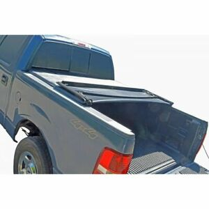 Tonneau Cover Soft Tri Fold For Toyota Tacoma Pickup Truck 6ft Short Bed