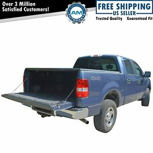 Tonneau Cover Lock Roll For Ford F150 Pickup Truck Crew Cab 5 5ft Bed New