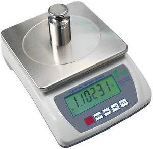 High Resolution Lcd Display Digital Counting Postal Inventory Weighing Scale Hrb