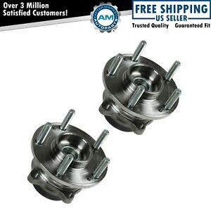 Rear Wheel Bearing Hub Assembly Pair For Sorento Santa Fe Veracruz