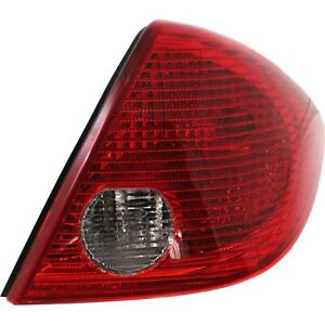 Tail Light For 2005 2010 Pontiac G6 Rh Sedan