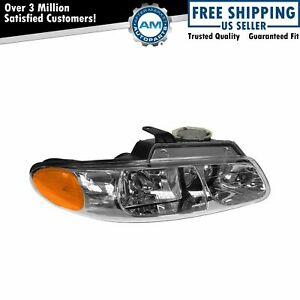 Quad Headlight Headlamp Passenger Side Right Rh New For Grand Caravan Voyager