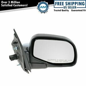Power Heated Side Mirror W Puddle Light Passenger Right Rh For 02 05 Explorer