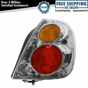 Taillight Taillamp Rear Brake Light Passenger Side Right Rh For 02 04 Altima