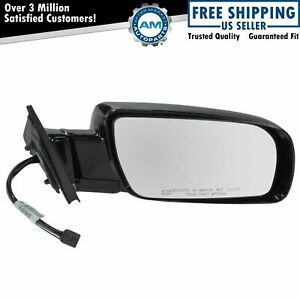 Power Heated Side View Mirror Folding Passenger Right Rh For Suburban Tahoe