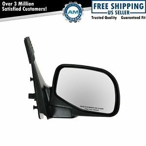 Power Side View Mirror W Puddle Light Passenger Right Rh For Ford Explorer
