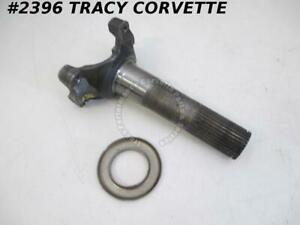 1980 82 Corvette Nos 14024380 Rh 3 07 Mt Axle Posi Side Yoke 1 With Flange