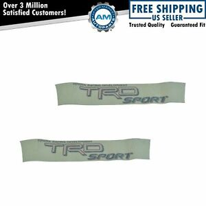 Oem Bedside Toyota Racing Development Trd Sport Decal Lh Rh Pair For Tacoma