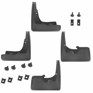 Oem Pt76921110 Splash Guard Mud Flap Set Of 4 Lh Rh Front Rear For Scion Tc