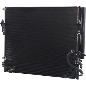 Ac Condenser For 2010 2013 Toyota Tundra With Drier And Oil Cooler